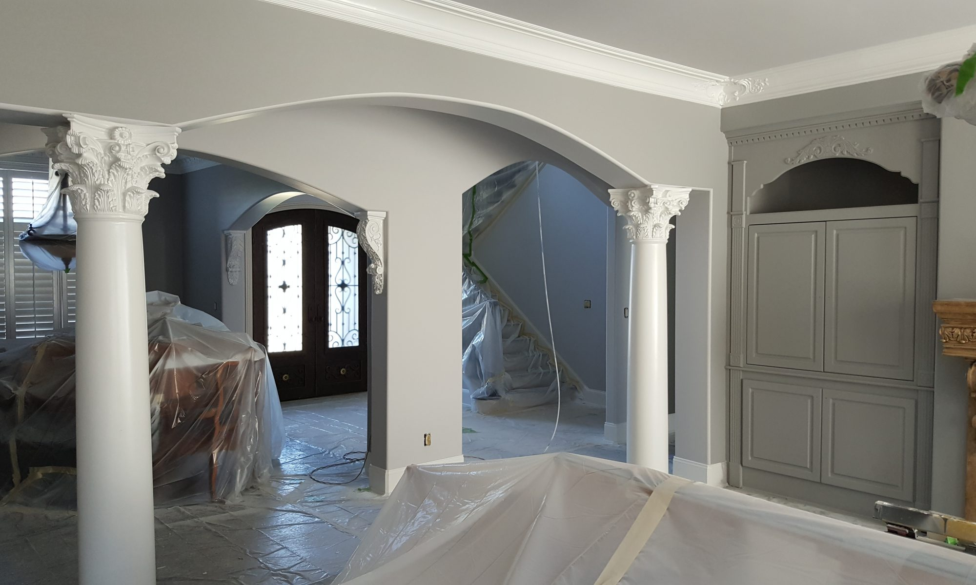 PaintDoctorMD Residential Painting in Hoover, Mountain Brook